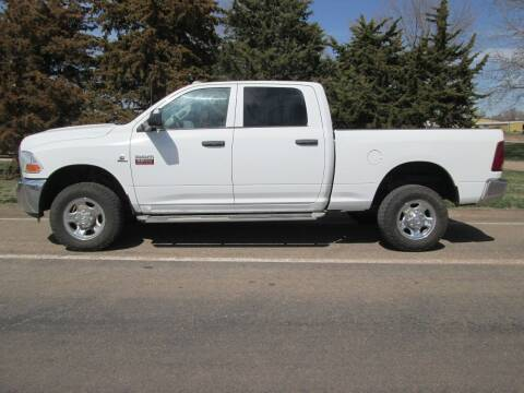 2012 RAM Ram Pickup 3500 for sale at Joe's Motor Company in Hazard NE