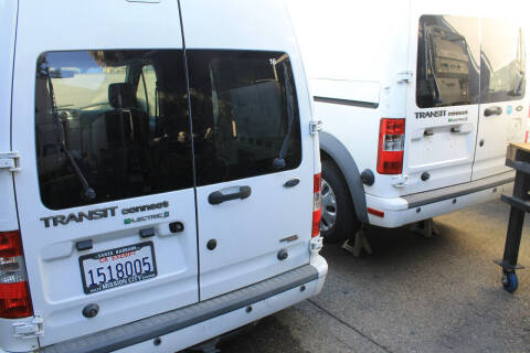 2012 Ford Transit Connect Electric for sale at Mission City Auto in Goleta CA