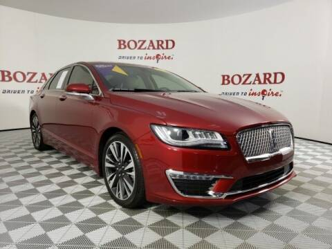 2019 Lincoln MKZ for sale at BOZARD FORD in Saint Augustine FL