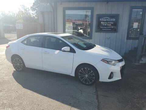 2014 Toyota Corolla for sale at Rutledge Auto Group in Palestine TX