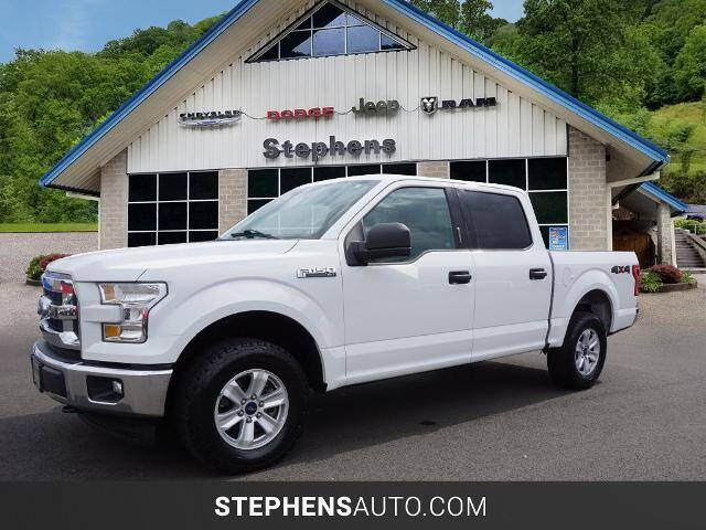 2017 Ford F-150 for sale at Stephens Auto Center of Beckley in Beckley WV