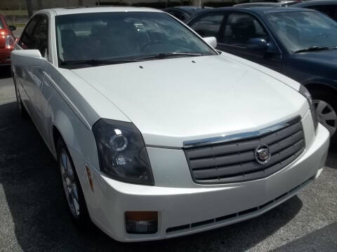 2004 Cadillac CTS for sale at PJ's Auto World Inc in Clearwater FL