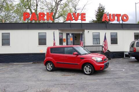 2011 Kia Soul for sale at Park Ave Auto Inc. in Worcester MA