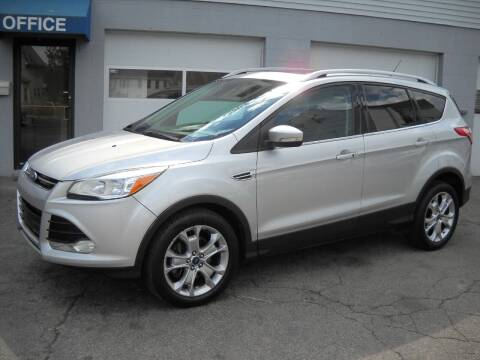2014 Ford Escape for sale at Best Wheels Imports in Johnston RI