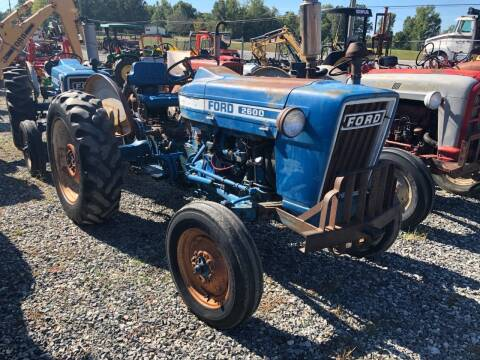 1981 Ford 2600 for sale at Vehicle Network - Joe's Tractor Sales in Thomasville NC