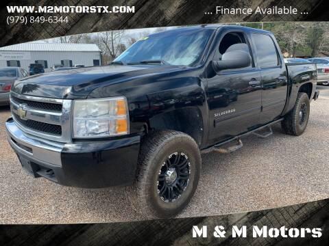 2009 Chevrolet Silverado 1500 for sale at M & M Motors in Angleton TX