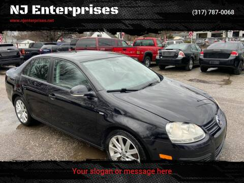 2010 Volkswagen Jetta for sale at NJ Enterprises in Indianapolis IN