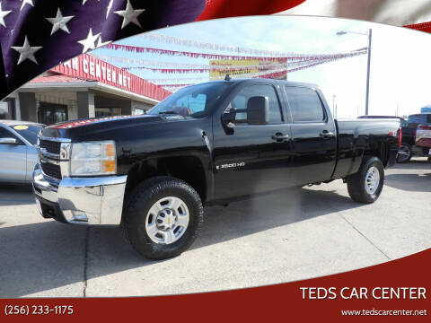 2009 Chevrolet Silverado 2500HD for sale at TEDS CAR CENTER in Athens AL