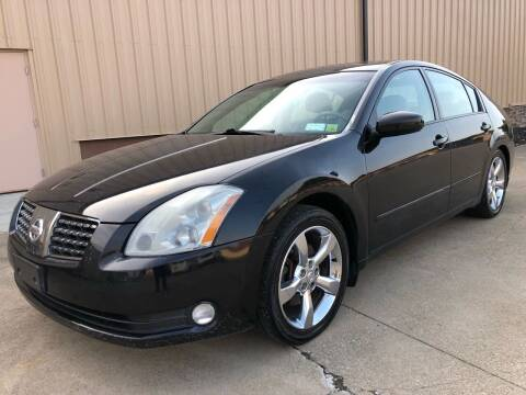 2005 Nissan Maxima for sale at Prime Auto Sales in Uniontown OH