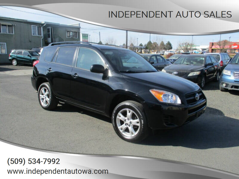 2011 Toyota RAV4 for sale at Independent Auto Sales #2 in Spokane WA