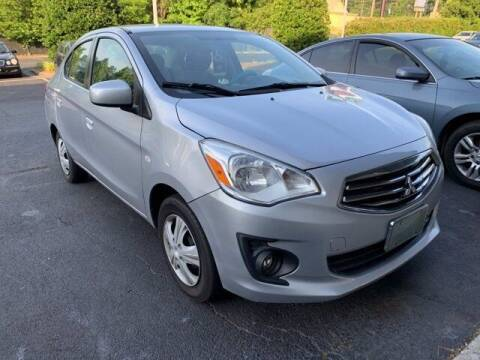2017 Mitsubishi Mirage G4 for sale at Planet Automotive Group in Charlotte NC