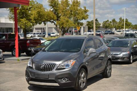 2014 Buick Encore for sale at Motor Car Concepts II - Kirkman Location in Orlando FL