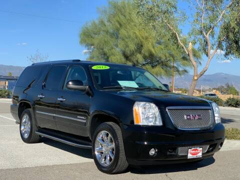 2012 GMC Yukon XL for sale at Esquivel Auto Depot in Rialto CA