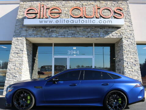 2019 Mercedes-Benz AMG GT for sale at Elite Autos LLC in Jonesboro AR