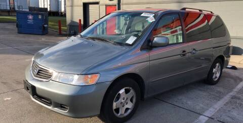 1999 Honda Odyssey for sale at Diana Rico LLC in Dalton GA