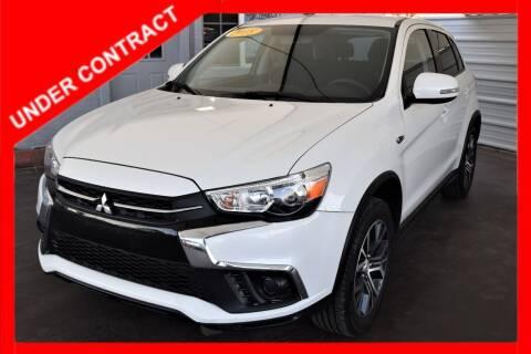 2018 Mitsubishi Outlander Sport for sale at 1st Class Motors in Phoenix AZ