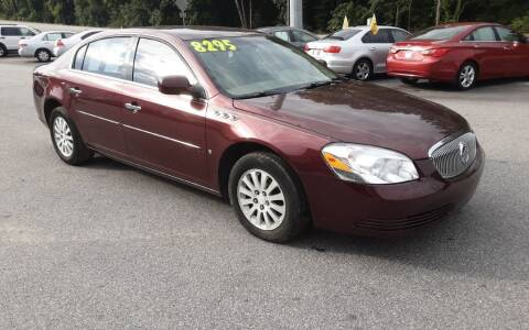 2006 Buick Lucerne for sale at Mathews Used Cars, Inc. in Crawford GA