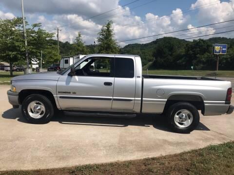 2001 Dodge Ram Pickup 1500 for sale at HIGHWAY 12 MOTORSPORTS in Nashville TN