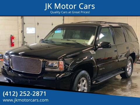 1999 GMC Yukon for sale at JK Motor Cars in Pittsburgh PA