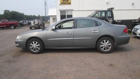 2008 Buick LaCrosse for sale at Pepp Motors - Superior Auto in Negaunee MI