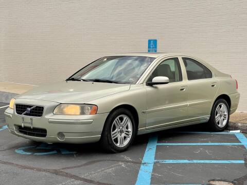 2005 Volvo S60 for sale at Carland Auto Sales INC. in Portsmouth VA