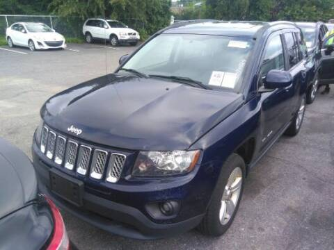 2014 Jeep Compass for sale at Action Automotive Service LLC in Hudson NY
