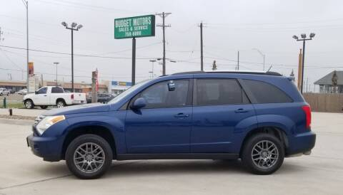 2008 Suzuki XL7 for sale at Budget Motors in Aransas Pass TX