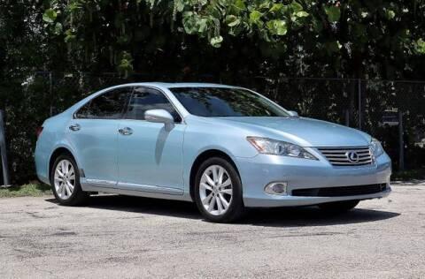 2011 Lexus ES 350 for sale at No 1 Auto Sales in Hollywood FL