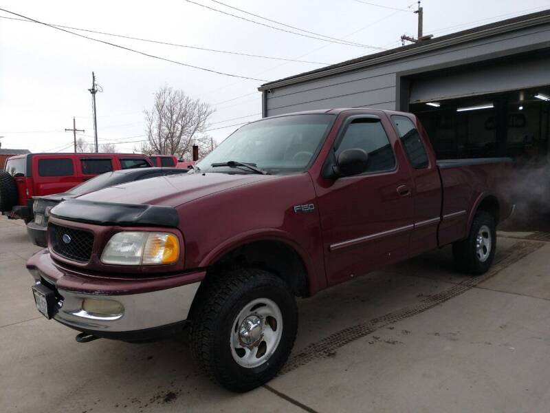 1997 Ford F-150 for sale at One Stop Automotive in Commerce City CO