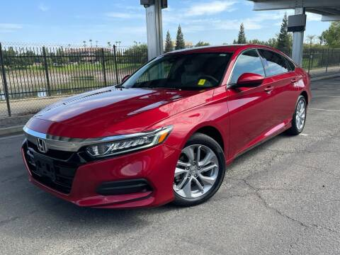 2018 Honda Accord for sale at Autodealz of Fresno in Fresno CA