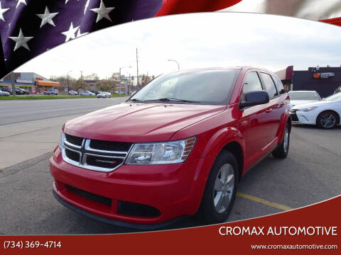 2013 Dodge Journey for sale at Cromax Automotive in Ann Arbor MI