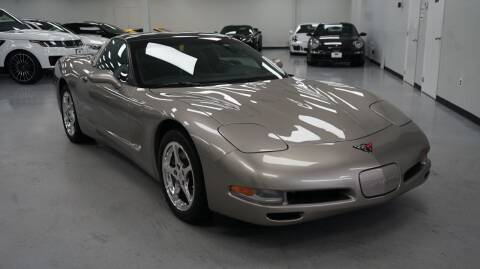 2002 Chevrolet Corvette for sale at SZ Motorcars in Woodbury NY
