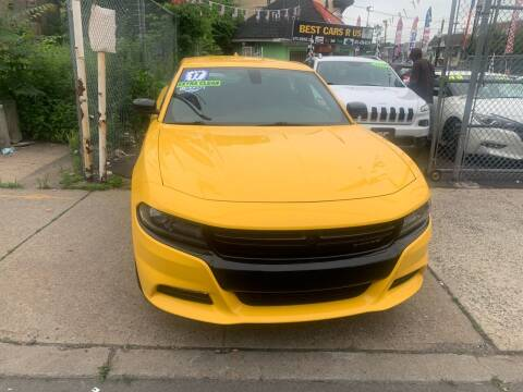 2017 Dodge Charger for sale at Best Cars R Us LLC in Irvington NJ