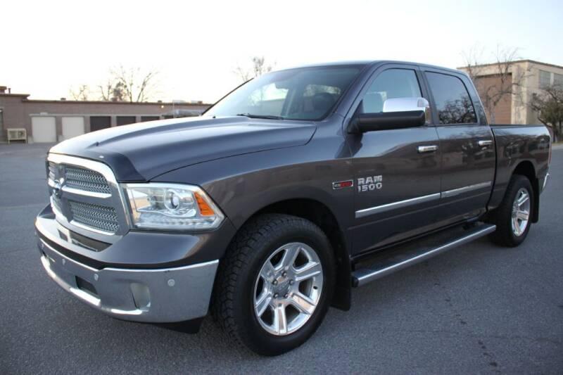 2014 RAM Ram Pickup 1500 for sale at Motor City Idaho in Pocatello ID