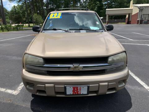 2007 Chevrolet TrailBlazer for sale at B & M Car Co in Conroe TX