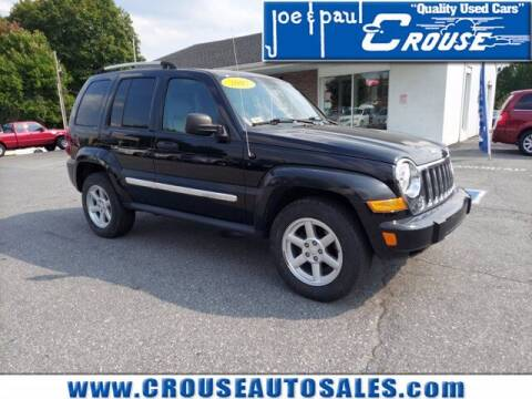 2007 Jeep Liberty for sale at Joe and Paul Crouse Inc. in Columbia PA