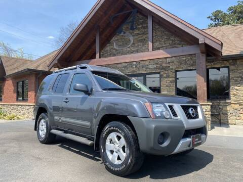 2013 Nissan Xterra for sale at Auto Solutions in Maryville TN