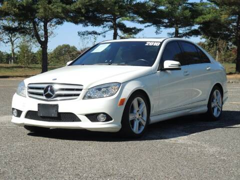 2010 Mercedes-Benz C-Class for sale at My Car Auto Sales in Lakewood NJ