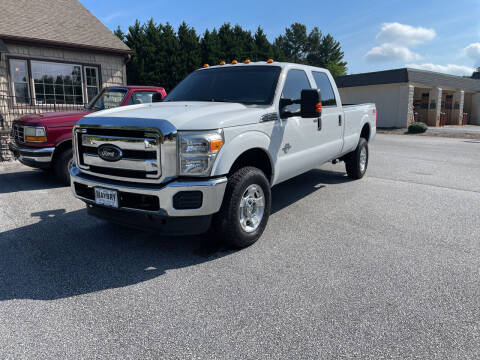 2012 Ford F-350 Super Duty for sale at Leroy Maybry Used Cars in Landrum SC