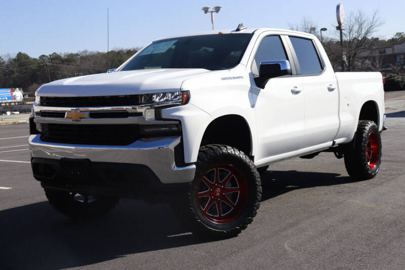 2019 Chevrolet Silverado 1500 for sale at Auto Guia in Chamblee GA
