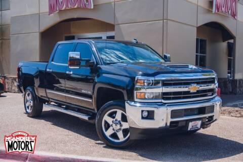 2019 Chevrolet Silverado 2500HD for sale at Mcandrew Motors in Arlington TX
