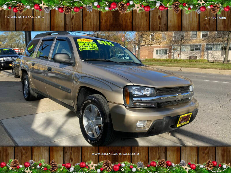 2004 Chevrolet TrailBlazer EXT for sale at 6 STARS AUTO SALES INC in Chicago IL