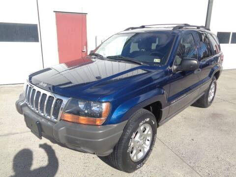 2000 Jeep Grand Cherokee for sale at Lewin Yount Auto Sales in Winchester VA