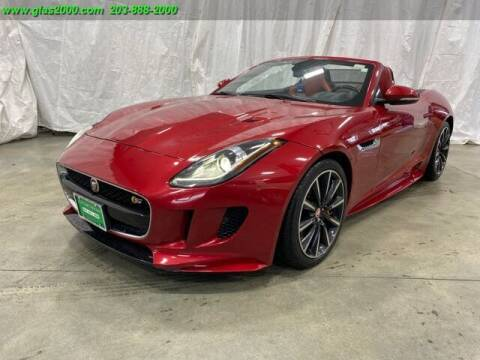 2016 Jaguar F-TYPE for sale at Green Light Auto Sales LLC in Bethany CT