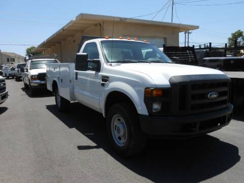 2010 Ford F-350 Super Duty for sale at Armstrong Truck Center in Oakdale CA