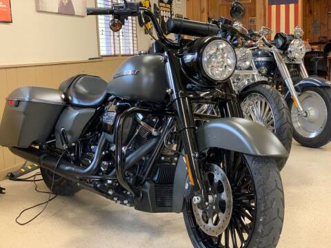 2018 Harley-Davidson Road King for sale at Twin Rocks Auto Sales LLC in Uniontown PA