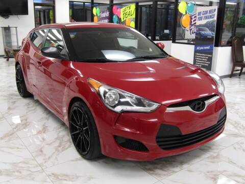 2015 Hyundai Veloster for sale at Dealer One Auto Credit in Oklahoma City OK