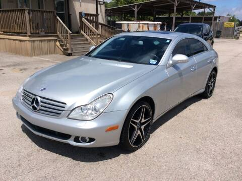 2008 Mercedes-Benz CLS for sale at OASIS PARK & SELL in Spring TX