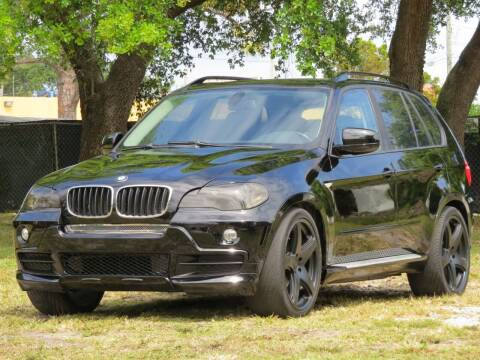 2010 BMW X5 for sale at DK Auto Sales in Hollywood FL