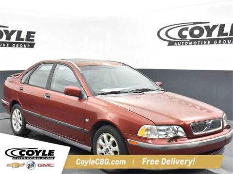 2000 Volvo S40 for sale at COYLE GM - COYLE NISSAN - New Inventory in Clarksville IN